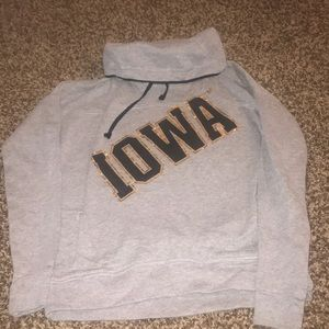 Floppy Neck Iowa Hawkeye Sweatshirt